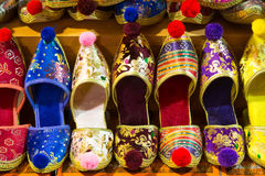 Turkish Slippers Stock Images