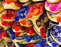 Turkish slippers Stock Photography