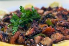 Turkish snail stew Stock Photo