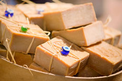 Turkish soap bricks Royalty Free Stock Photography