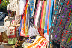 Turkish souvenir stall Royalty Free Stock Photo
