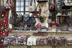 Turkish souvenirs stock photos