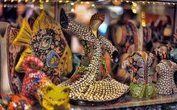 Turkish souvenirs ceramics Stock Image