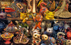 Turkish souvenirs ceramics Stock Photography