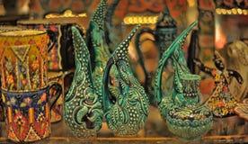 Turkish souvenirs ceramics Stock Photography