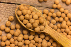 Turkish specific chickpeas Royalty Free Stock Photography