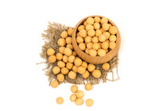 Turkish specific chickpeas Royalty Free Stock Photos