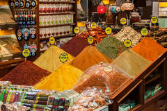 Turkish Spices Royalty Free Stock Photos