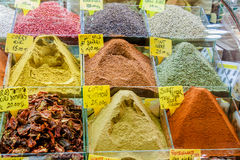 Turkish Spices Royalty Free Stock Photo