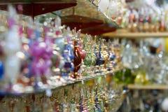 Turkish spices store bazaar market istanbul turkey Stock Photo