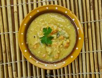 Turkish Split Pea Stew. In An Instant Pot, close up Royalty Free Stock Photos