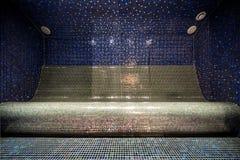 Turkish steam bath. Interior of a Turkish steam bath Stock Images