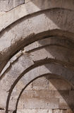 Turkish Stone Arches Stock Image