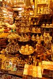 Turkish Store in Istanbul Royalty Free Stock Photography