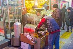 The Turkish street food Stock Photo