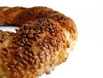 Turkish style sesame pretzels pictures suitable for packaging design 2. Turkish style sesame pretzels pictures suitable for packaging design Stock Photos