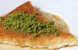 Turkish sweet Stock Photography