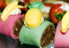 Turkish sweetnesses Royalty Free Stock Image