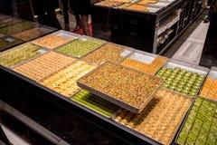 Turkish Sweets Royalty Free Stock Photos