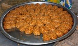 Turkish sweets 1 Stock Image