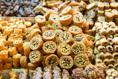 Turkish Sweets Royalty Free Stock Image