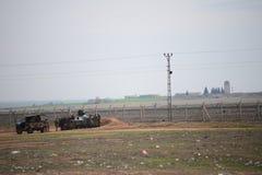 Turkish tank Stock Image