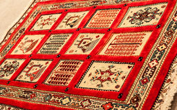 Turkish Tapestry Royalty Free Stock Photography