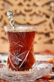 Turkish tea Royalty Free Stock Photos