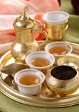 Turkish tea Royalty Free Stock Photography