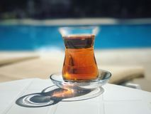 Turkish Tea Royalty Free Stock Image