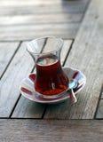 Turkish tea Stock Image
