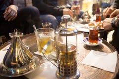Turkish tea Stock Images