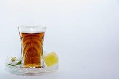 Turkish tea Royalty Free Stock Photo