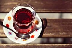Turkish tea Stock Photos