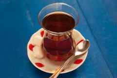 Turkish Tea Stock Photography