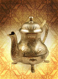 Turkish teapot Royalty Free Stock Photo