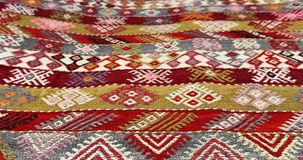Turkish Textile Royalty Free Stock Photo
