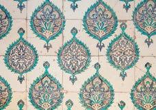 Turkish Tile Stock Photo