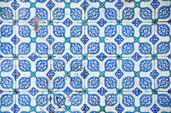 Turkish tile ornaments Royalty Free Stock Image
