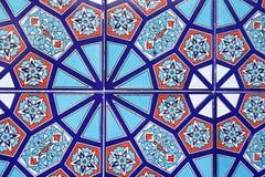 Turkish tiles Stock Photos