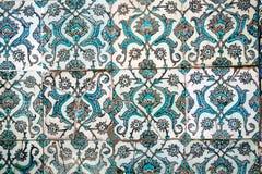 Turkish Tiles royalty free stock photos