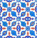 Turkish Tiles royalty free stock photos