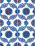 Turkish Tiles royalty free stock photography