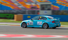 Turkish Touring Car Championship Royalty Free Stock Image