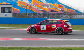 Turkish Touring Car Championship Stock Photo