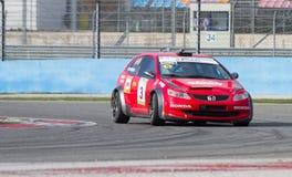 Turkish Touring Car Championship Stock Images