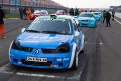 Turkish Touring Car Championship Royalty Free Stock Photography