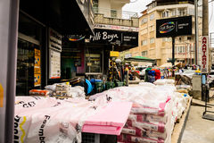 Turkish Town Royalty Free Stock Images
