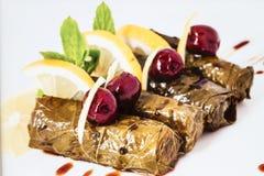 Turkish traditional dish Stock Photography