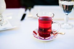 Turkish Traditional Pomegranate Tea Stock Images